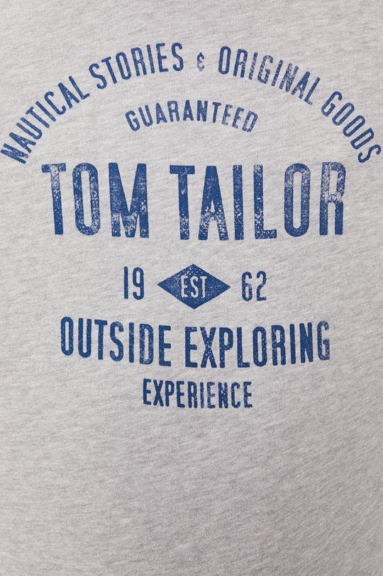 Tom Tailor Denim - Mikina Pánský