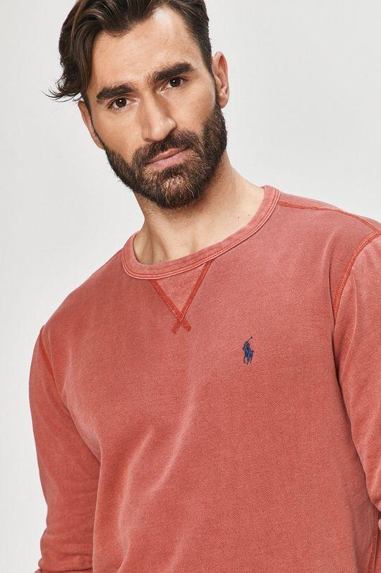 różowy Polo Ralph Lauren - Bluza