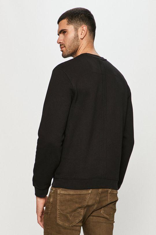 Guess Jeans - Mikina  80% Organická bavlna, 20% Polyester