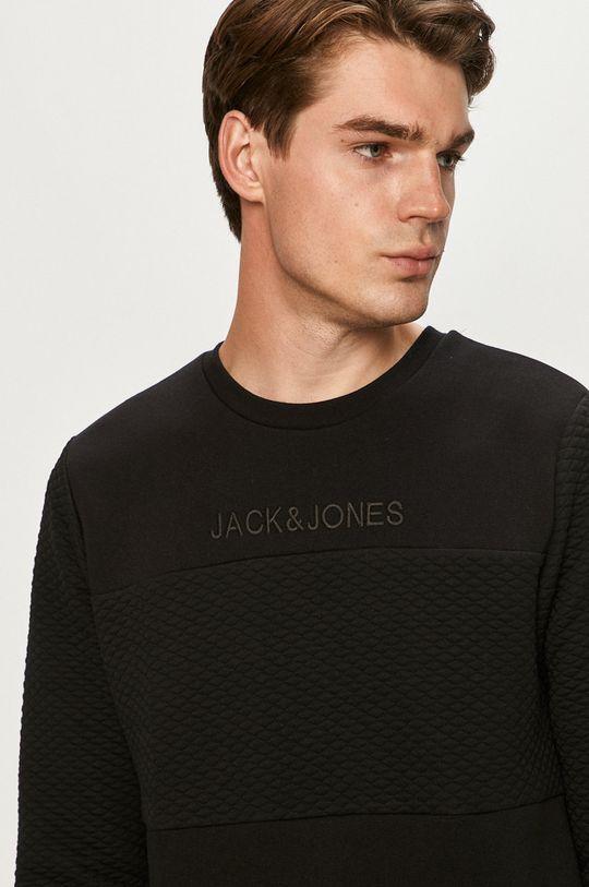 čierna Jack & Jones - Mikina Pánsky
