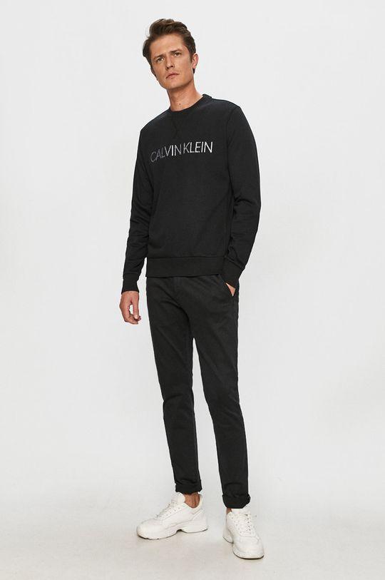 Calvin Klein - Bluza negru