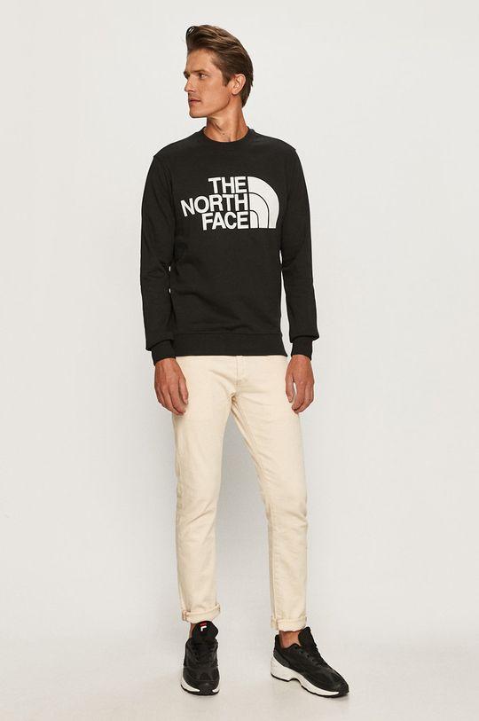 The North Face - Bluza negru