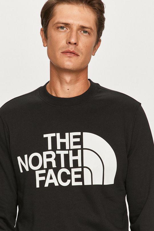 czarny The North Face - Bluza
