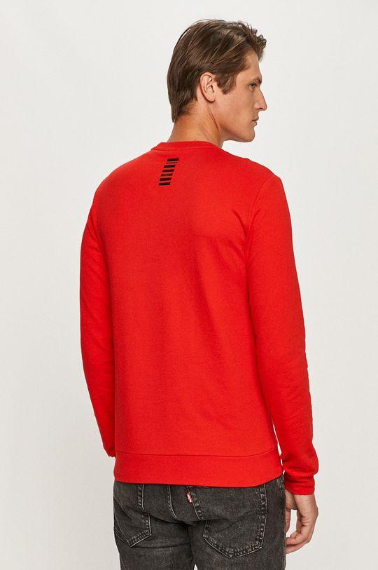 EA7 Emporio Armani - Tričko s dlhým rukávom  100% Bavlna