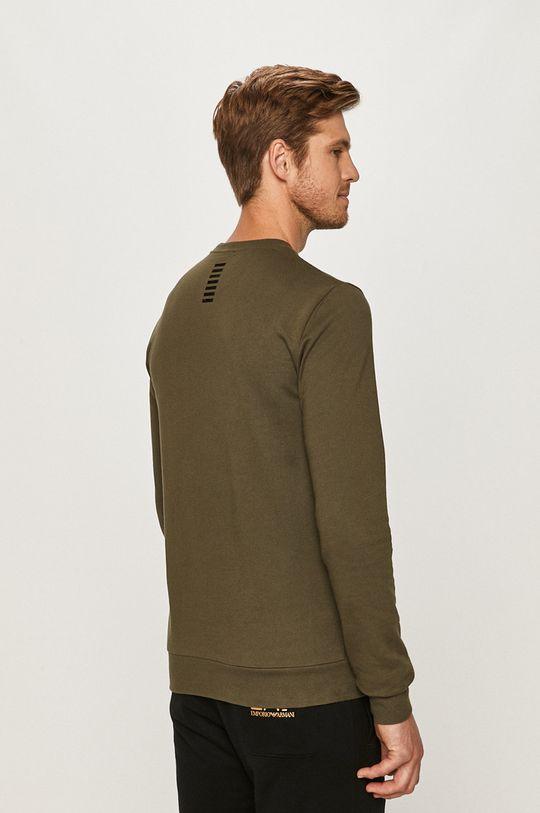 EA7 Emporio Armani - Tričko s dlouhým rukávem  100% Bavlna