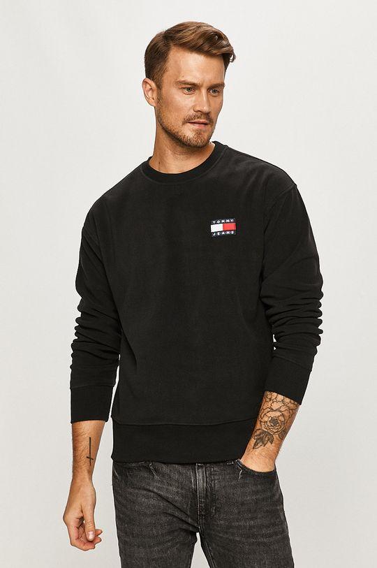 negru Tommy Jeans - Bluza De bărbați