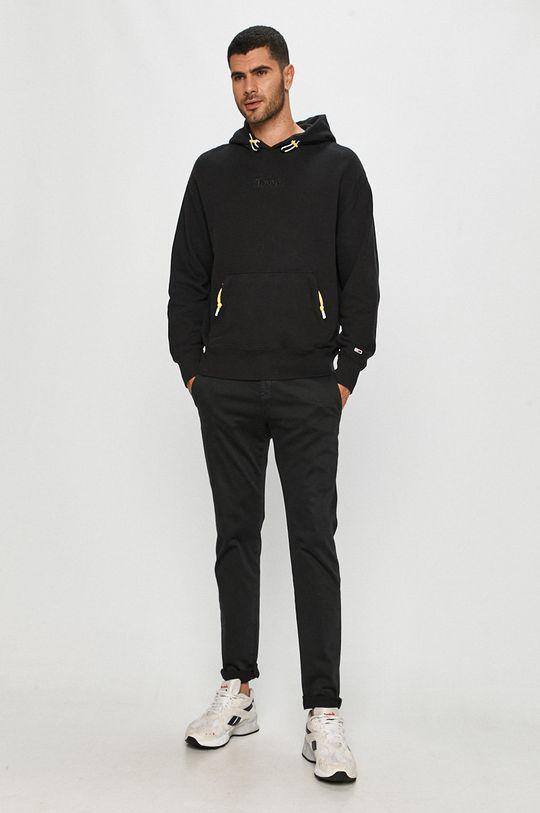 Tommy Jeans - Bluza negru