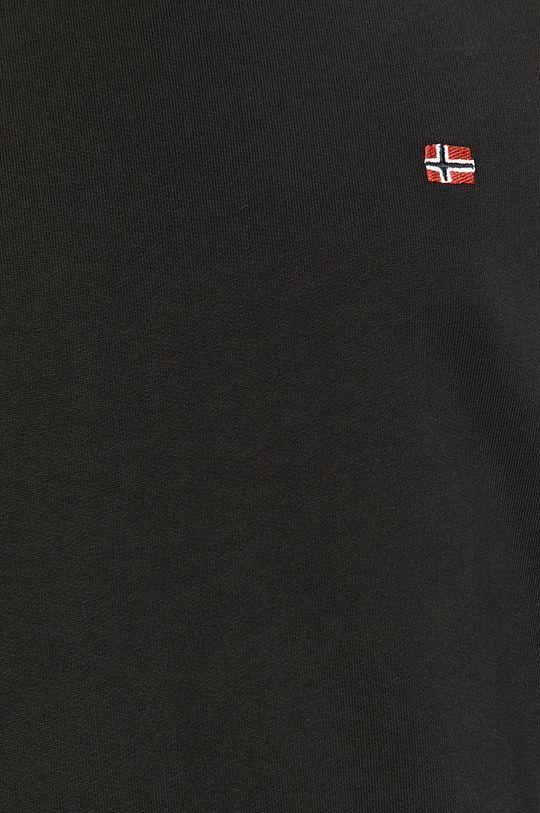 Napapijri - Bavlnená mikina Pánsky