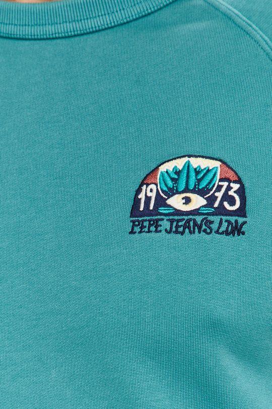 Pepe Jeans - Hanorac de bumbac Jairo