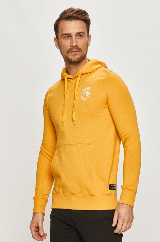 galben Tom Tailor Denim - Bluza De bărbați