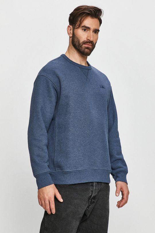 niebieski Levi's - Bluza Męski