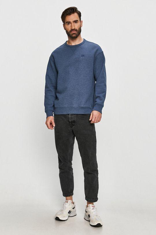 Levi's - Bluza niebieski