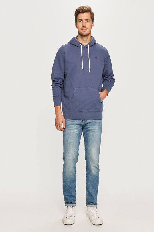 Levi's - Bluza albastru