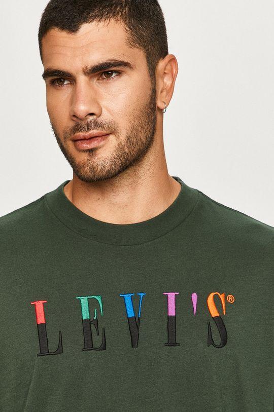 verde Levi's - Longsleeve