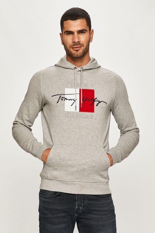 gri Tommy Hilfiger - Bluza De bărbați