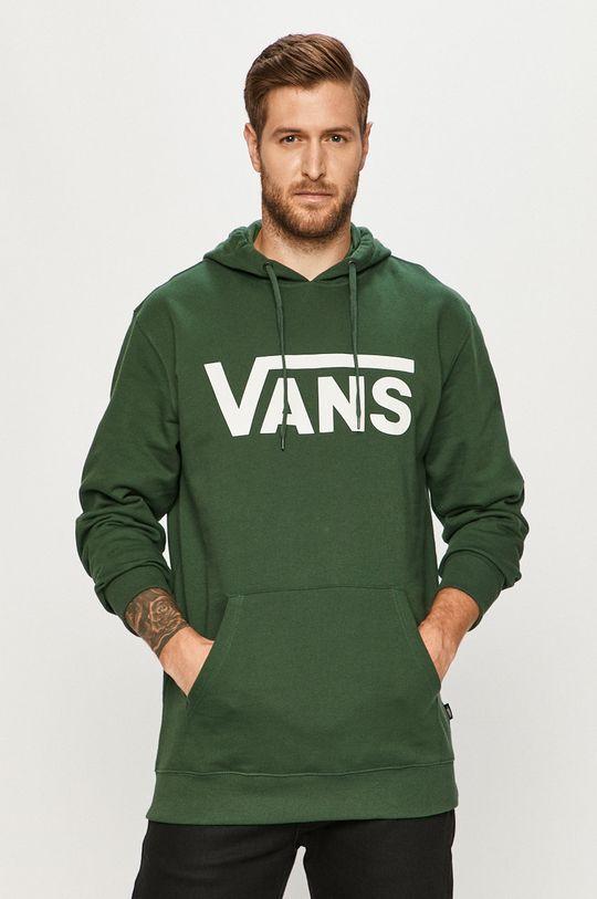 verde inchis Vans - Bluza De bărbați