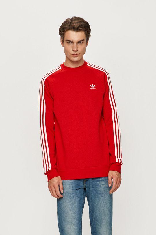 rosu adidas Originals - Bluza De bărbați