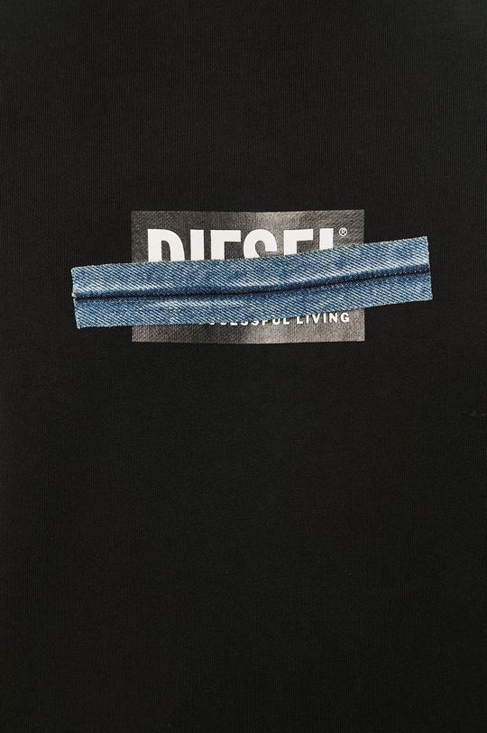 Diesel - Bluza bawełniana Męski