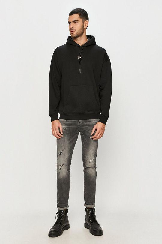 Diesel - Bluza czarny