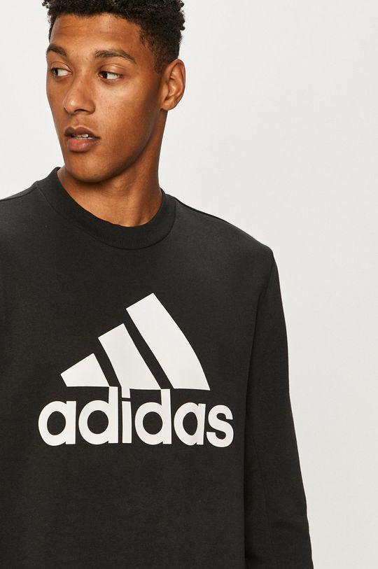 negru adidas Performance - Bluza De bărbați