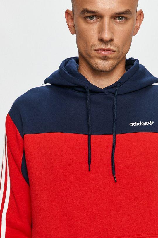 rosu adidas Originals - Bluza