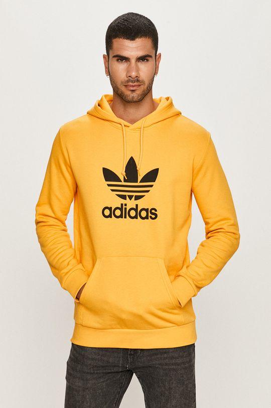 portocaliu adidas Originals - Bluza De bărbați