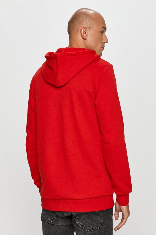 adidas Originals - Hanorac de bumbac  Materialul de baza: 100% Bumbac Banda elastica: 95% Bumbac, 5% Elastan