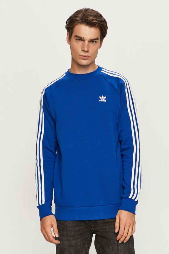 albastru adidas Originals - Bluza De bărbați