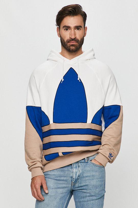 alb adidas Originals - Bluza De bărbați