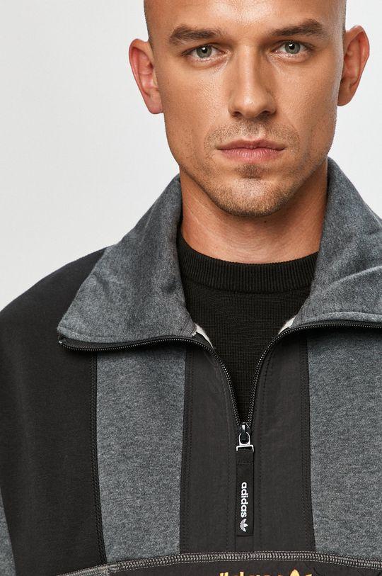 gri deschis adidas Originals - Bluza