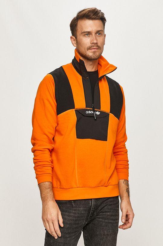 pomarańczowy adidas Originals - Bluza Męski