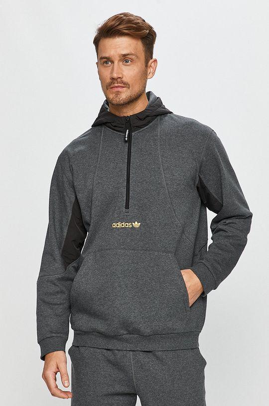 gri adidas Originals - Bluza De bărbați