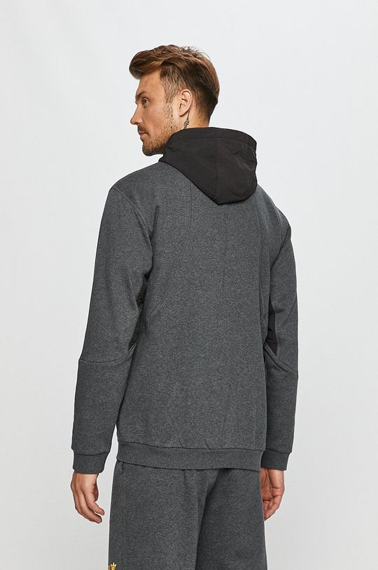 adidas Originals - Bluza  Materialul de baza: 77% Bumbac, 23% Poliester reciclat Alte materiale: 100% Nailon Banda elastica: 95% Bumbac, 5% Elastan