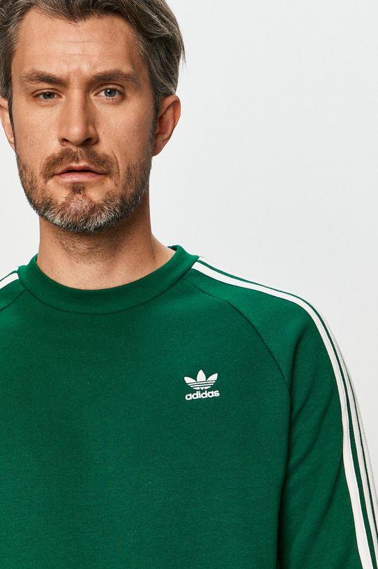 ostrá zelená adidas Originals - Mikina