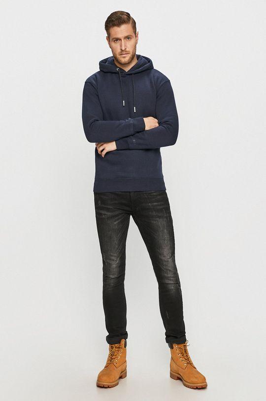 Tom Tailor Denim - Bluza granatowy