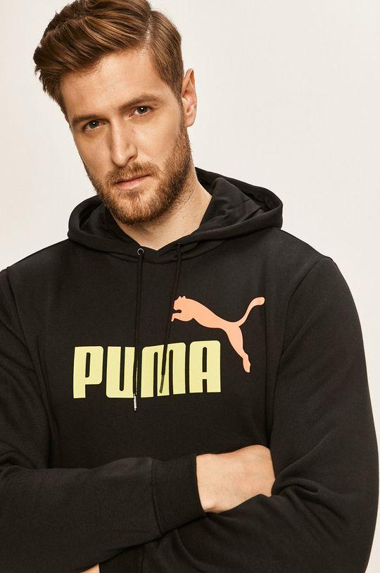 černá Puma - Mikina