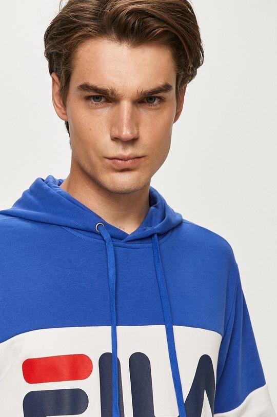 niebieski Fila - Bluza