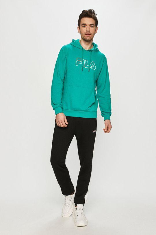 Fila - Bluza zielony