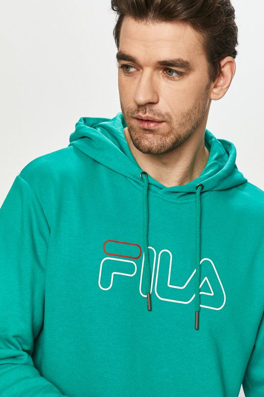 zielony Fila - Bluza