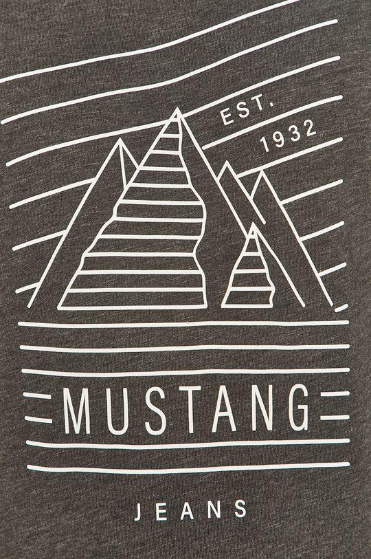 Mustang - Bavlnená mikina Pánsky