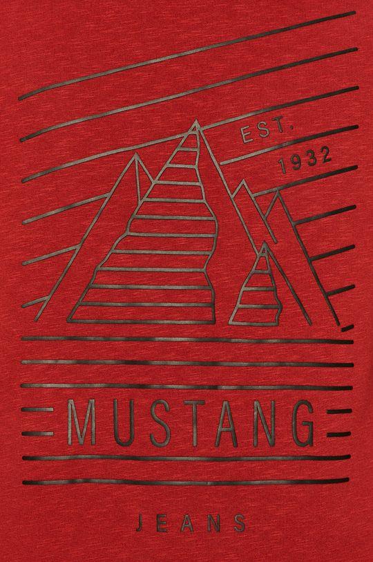 Mustang - Bavlněná mikina Pánský