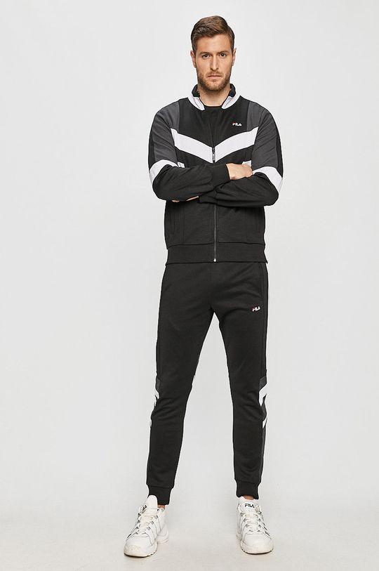 Fila - Bluza czarny