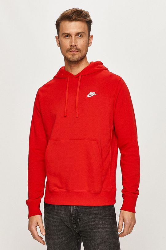 rosu Nike Sportswear - Bluza De bărbați