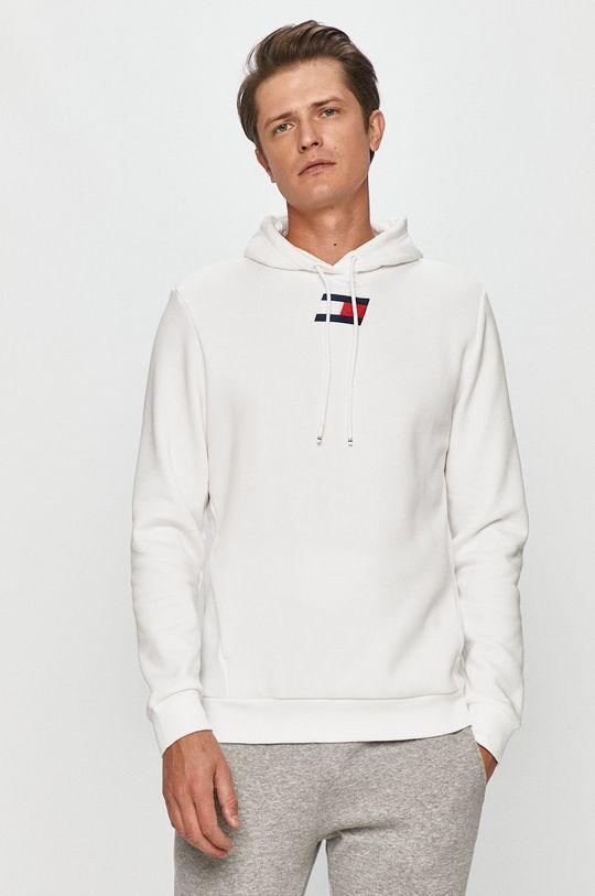 alb Tommy Sport - Bluza De bărbați