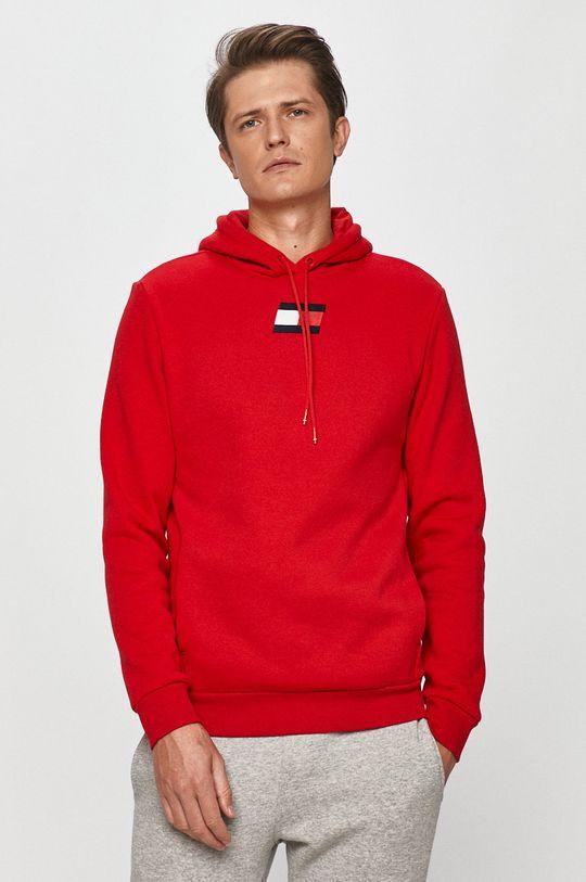 rosu Tommy Sport - Bluza De bărbați