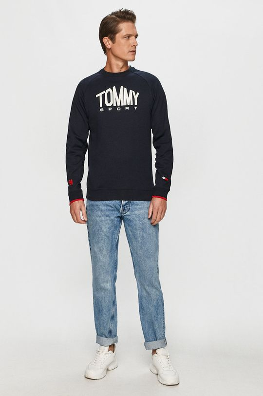 Tommy Sport - Bluza bleumarin