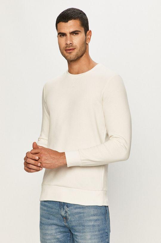 biały Brave Soul - Bluza Męski