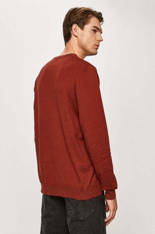 Wrangler - Sweter 49 % Bawełna, 45 % Poliamid, 6 % Wełna