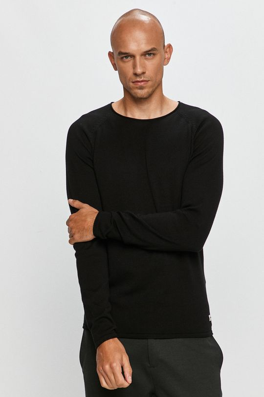negru Produkt by Jack & Jones - Pulover De bărbați