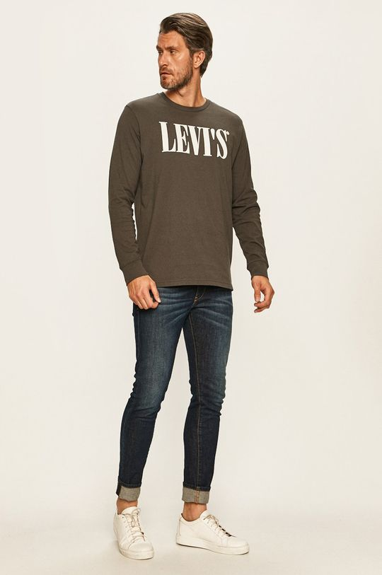 Levi's - Longsleeve szary